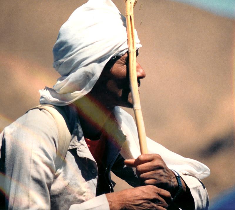 Native Arab Man
