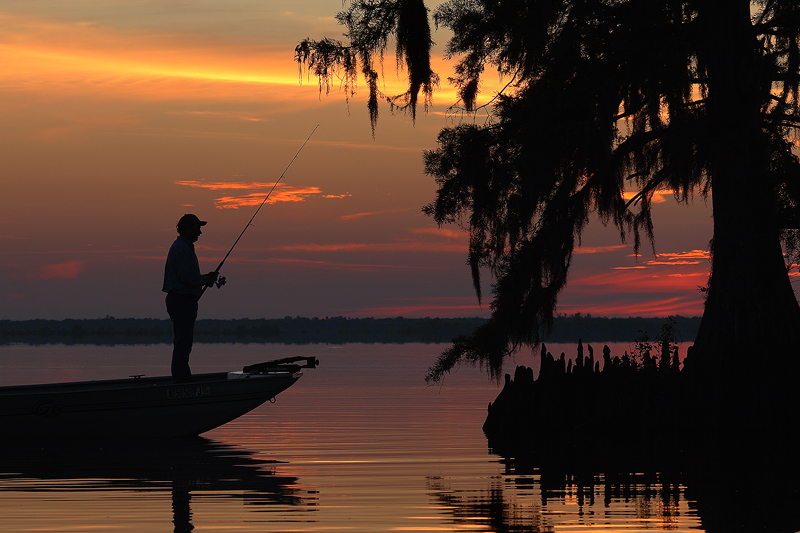 Fishing After Sunset