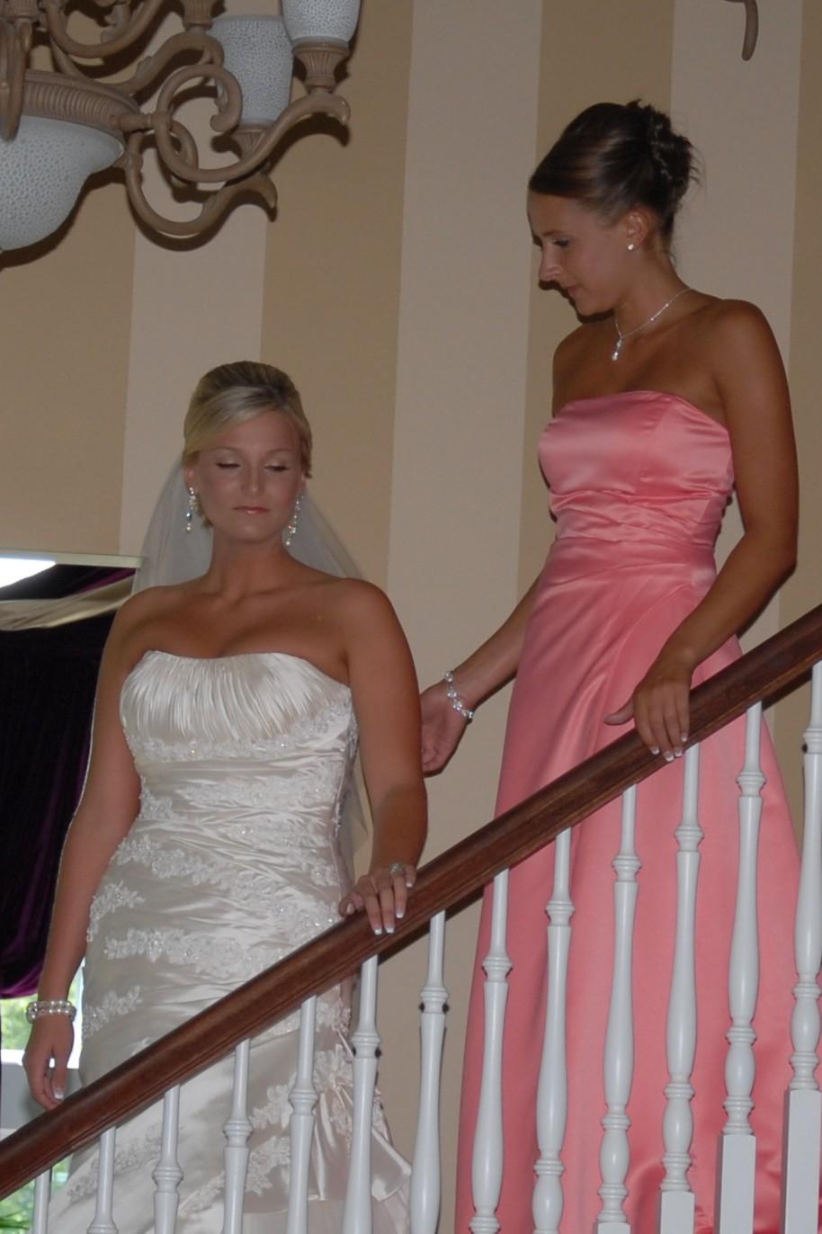 Ashley and Lauren