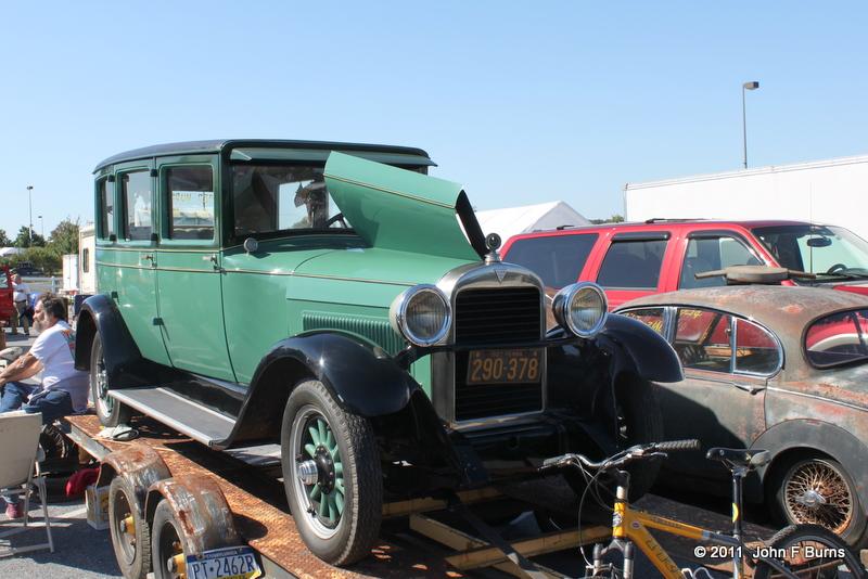 1927 Hudson Sedan