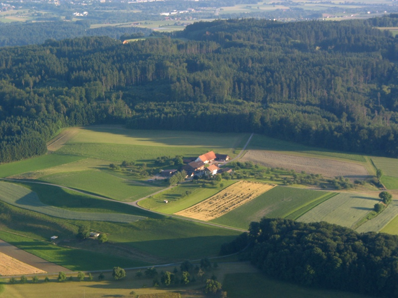 Countryside in Thurgau