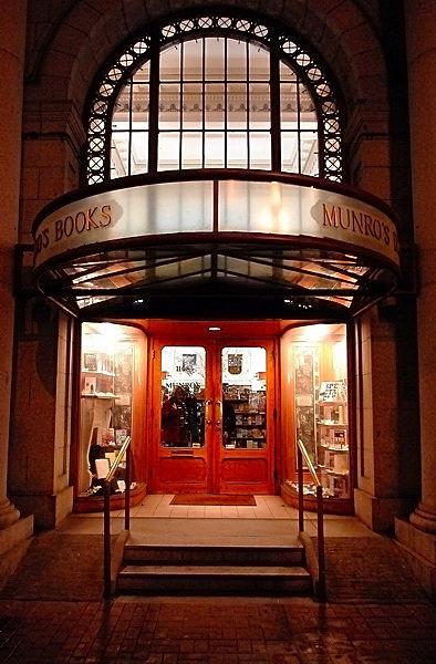 Munros Books