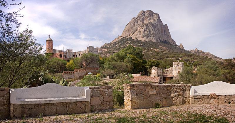 Peña de Bernal View - 2