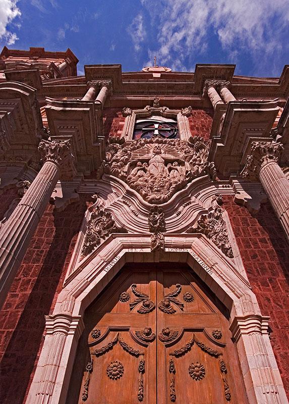 San Felipe Neri - Façade 2