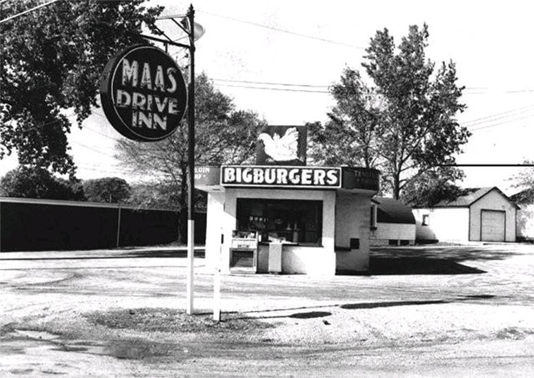 Maas Drive Inn