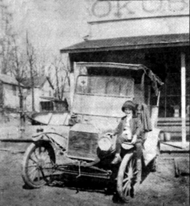 Okoboji Dairy Truck