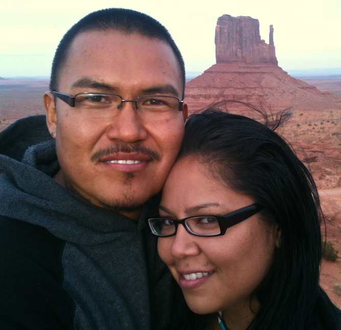 Together for One Month - Monument Valley