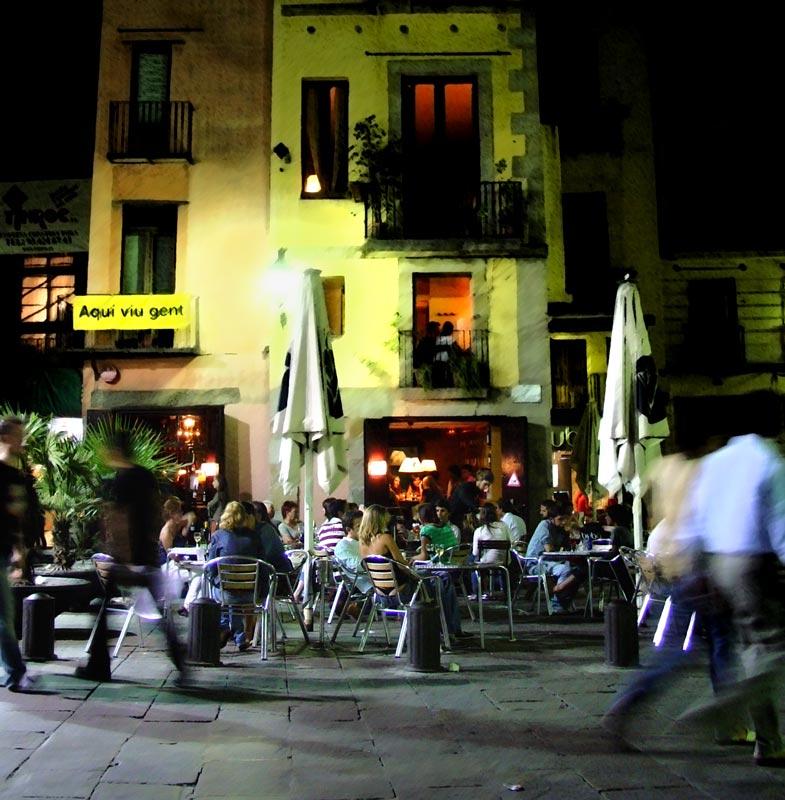 Night Life in Raval