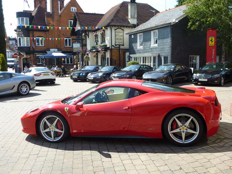 Ferrari, Lyndhurst