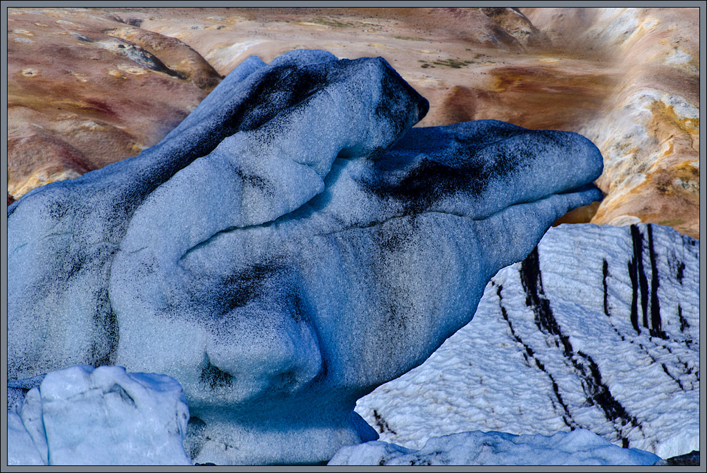 Mars. Oops, sorry - Iceland...