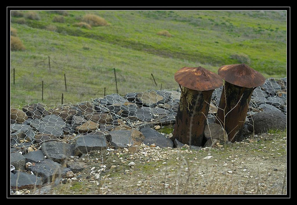 Chimneys of war