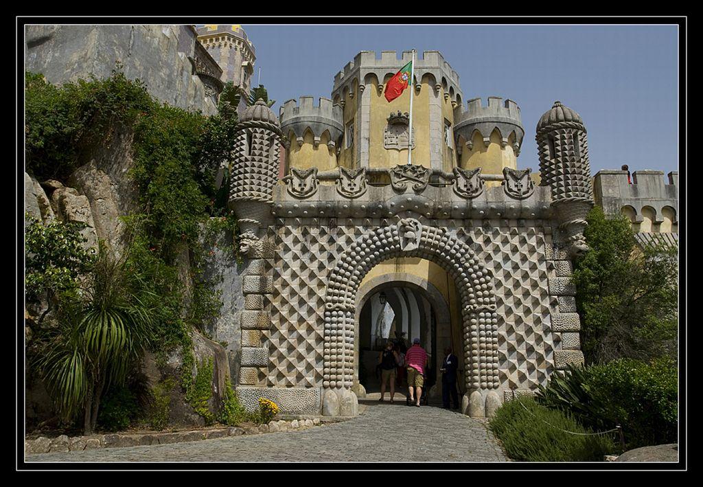 Sintra, Pena palace