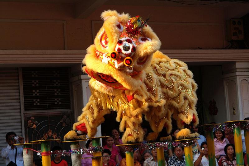 071 - Chinese New Year, Phnom Penh