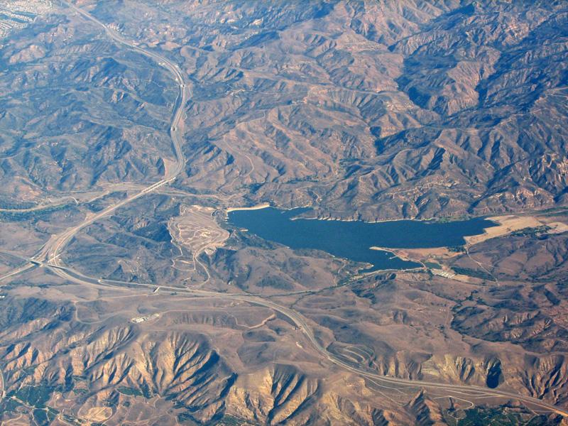 Santiago Reservoir