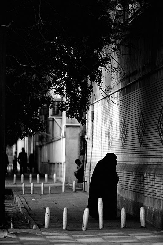 Waiting - Tehran