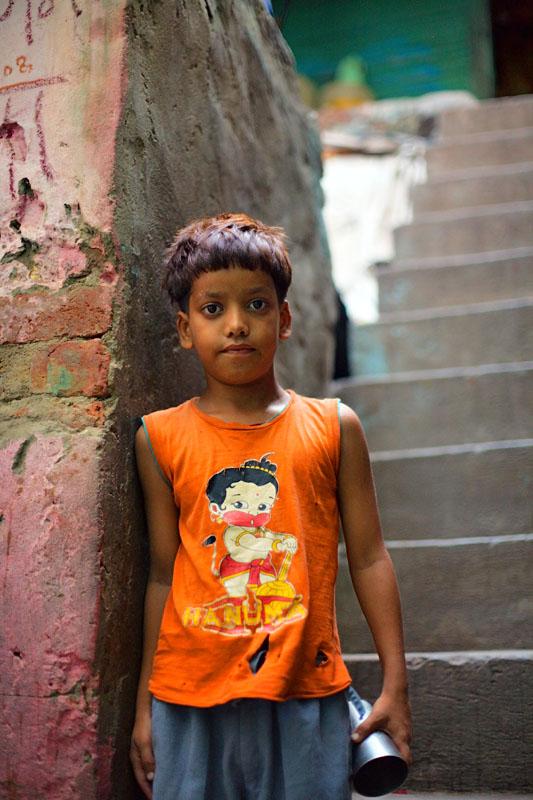 Boy - Delhi