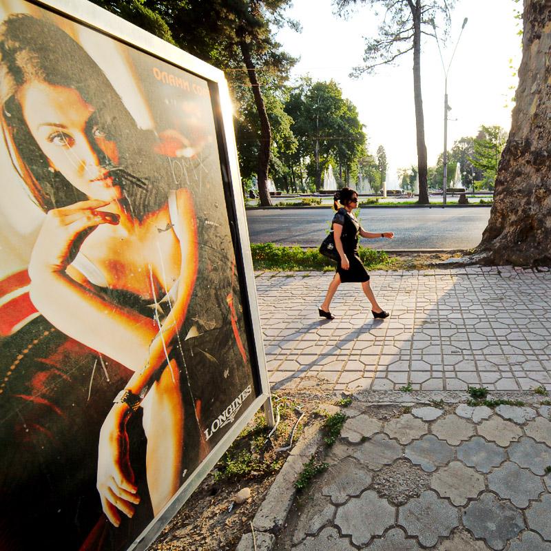 Global advertising - Dushanbe
