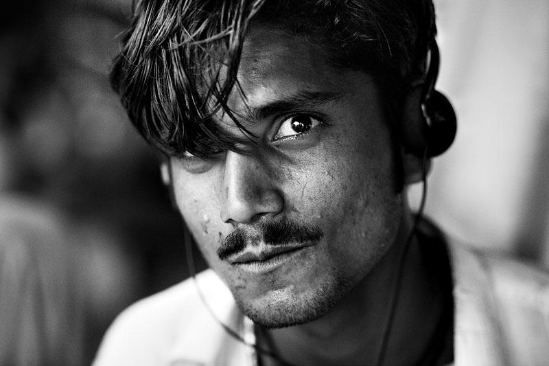 Pakistani man - Karachi