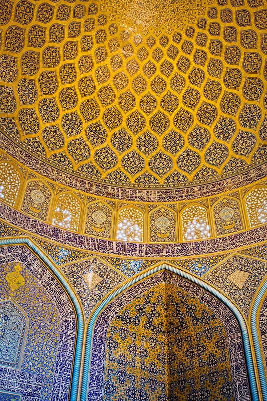Sheikh Lotf Allah Mosque - Esfahan