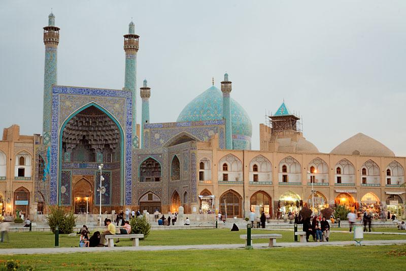 Shah (Imam) Mosque - Esfahan