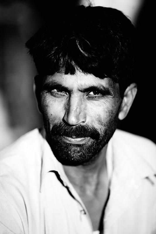 Vegetable seller - Rawalpindi