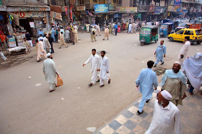 Qissa Khawani Bazaar - Peshawar