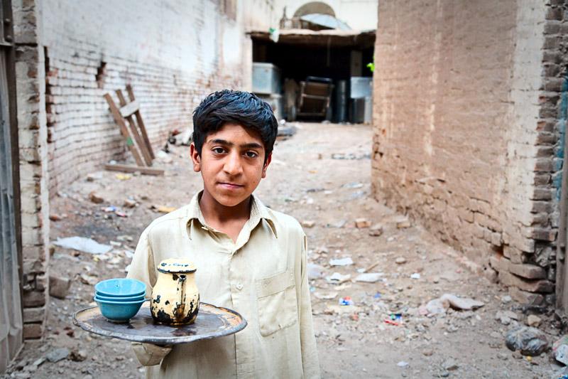Tea time - Peshawar