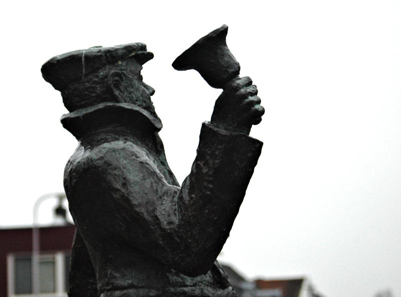 The last night watchman in Haaksbergen
