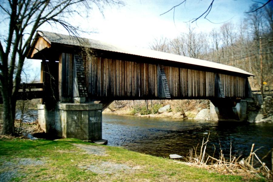 Van Tran Flat Bridge
