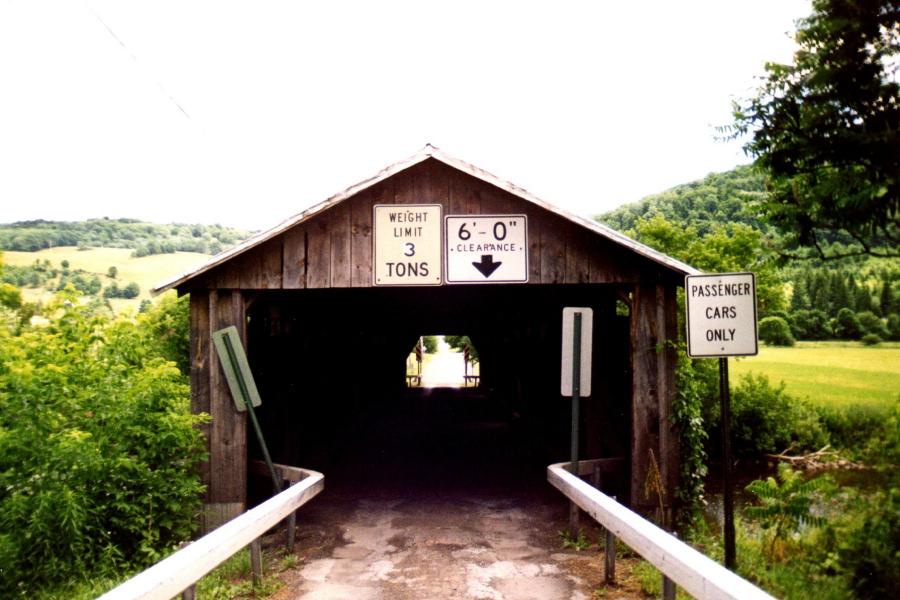 Hamden Bridge