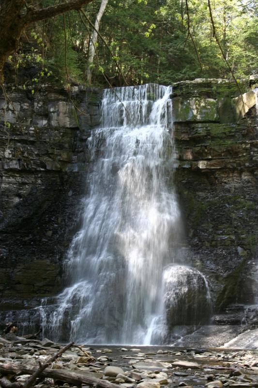 Waterfalls<BR>May 14, 2007