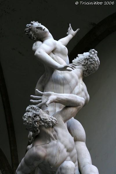 Giambologna Statue, Florence