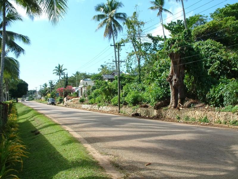 Streets of Vavau Lahi