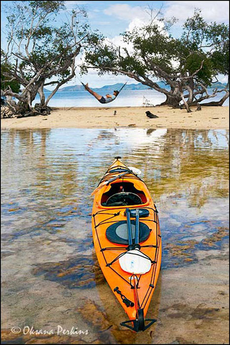 Busuanga Island sand bar