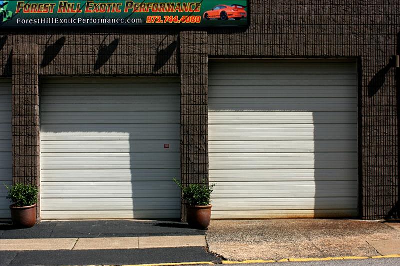 2 Garage Doors