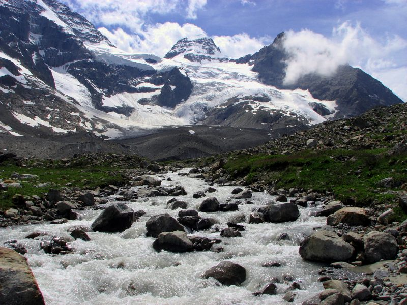 Babbling Mountain Stream