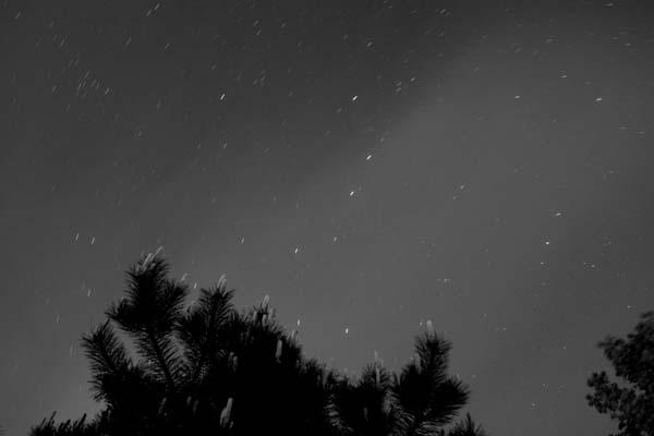 Mini-Star Trails