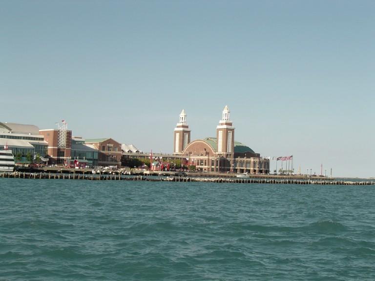 Architectural Boat Tour 7 - Navy Pier 3