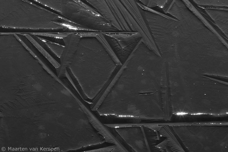 Frozen triangles