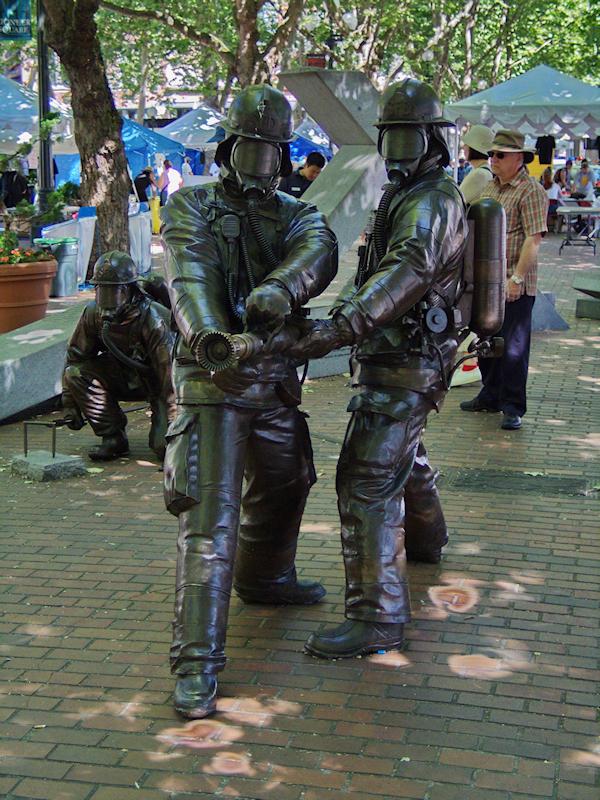 Seattle Firefighters Memorial
