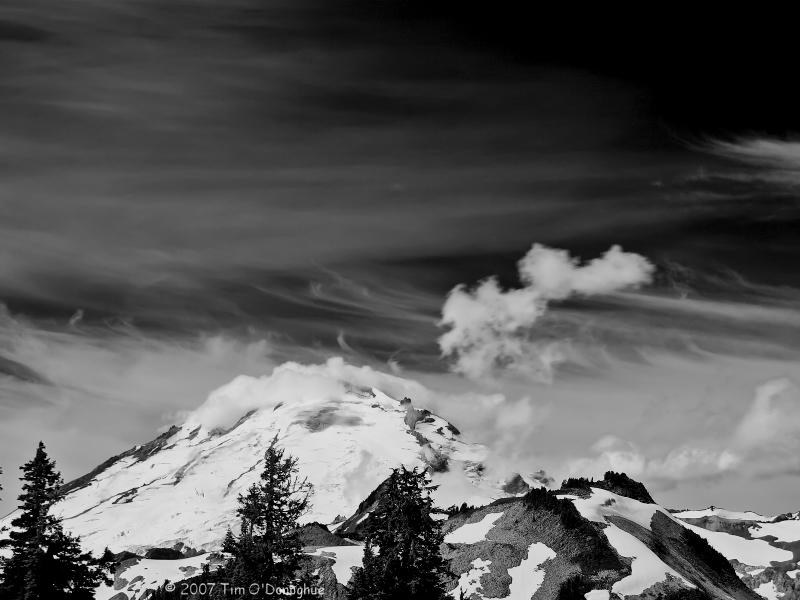 Mount Baker - Blowin Away