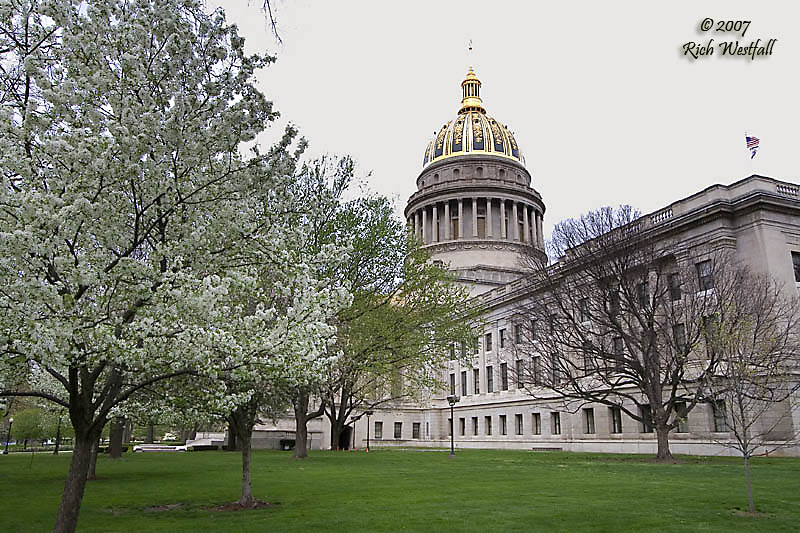 State Capitol - Spring 2007