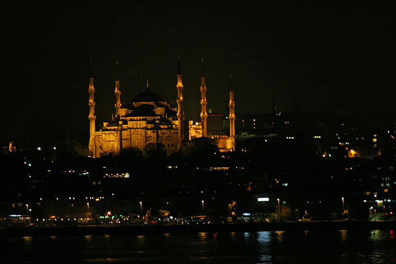 Leaving Istanbul 6