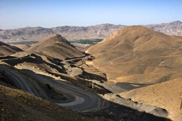 Tafresh Region