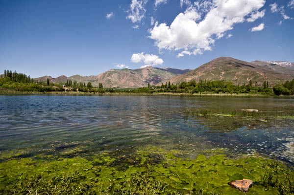 Ovan ( Evan ) Lake