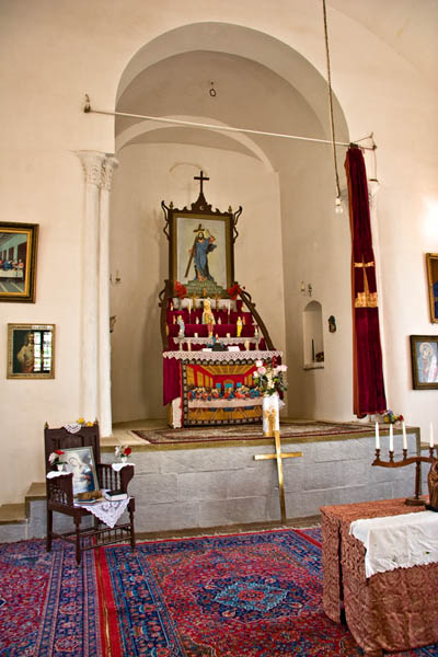 Maryam Moghaddas ( St. Mary ) Church