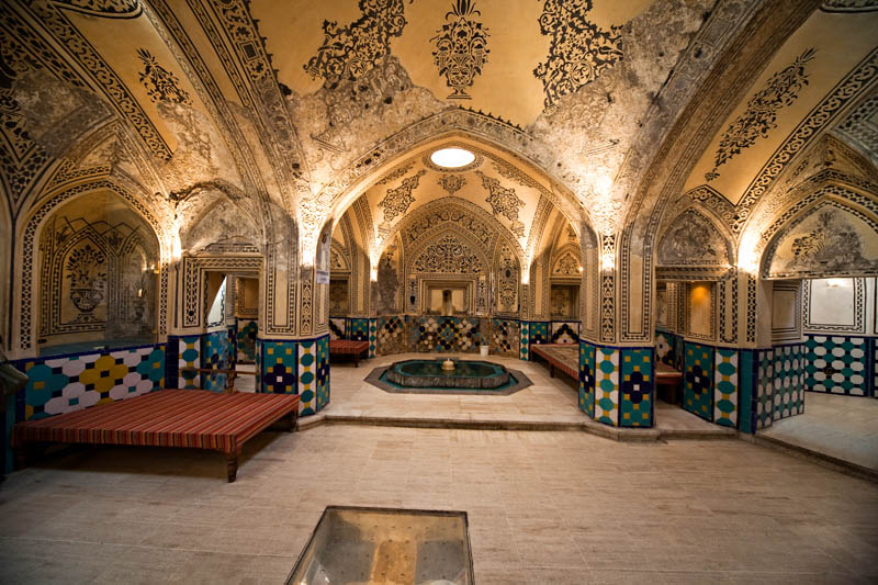 Sultan Amir Ahmad  Historic Bath