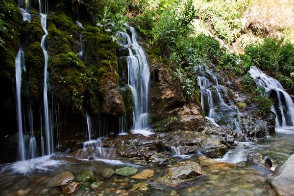 Haft Cheshmeh (7 Springs)