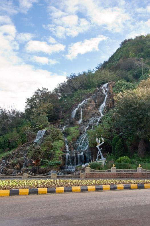 Sheytan Kooh Waterfall