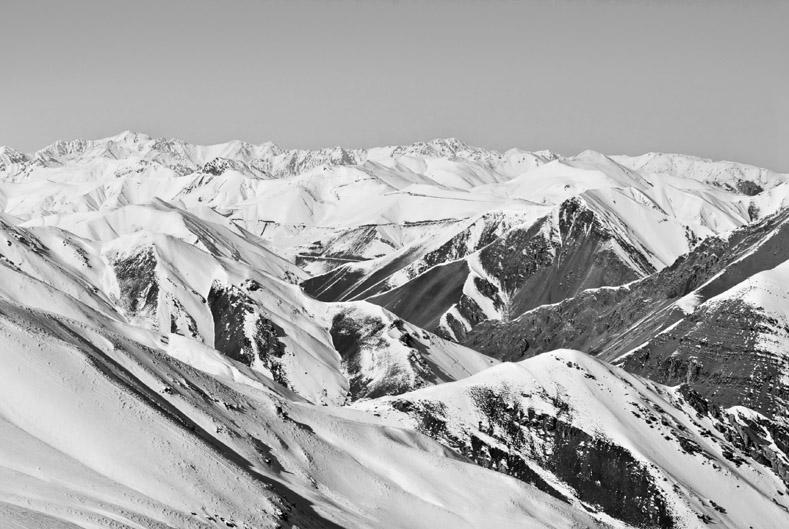 Dizin Mountains